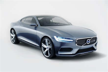 Volvo Car Group at the 2013 Tokyo Motor Show: Volvo Cars returns to Tokyo with new design language