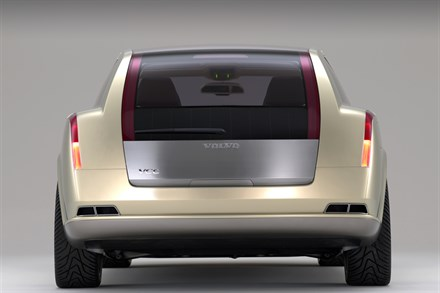 Volvo's Versatility Concept Car – Combining high performance with low fuel consumption