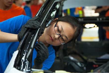 New Volvo Cars manufacturing plant in Chengdu: Delivering on global Volvo quality and manufacturing standards