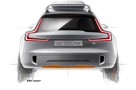 Volvo Car Group explores new safety and design ideas by partnering with high-tech sports gear developer POC