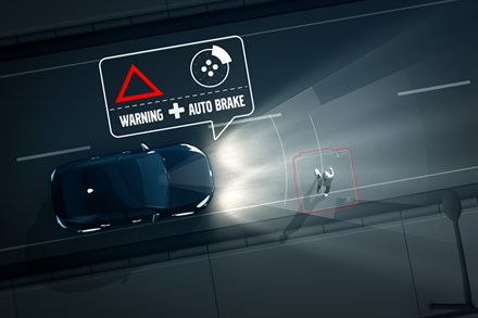 Volvo tackles £1.2bn company car collision bill with Co-Pilot driver safety scheme