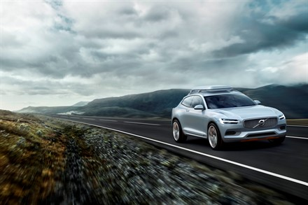 2014 a year of growth for Volvo Cars