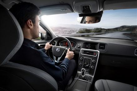 Volvo Cars delivers cloud-based apps and connected services with Sensus Connect
