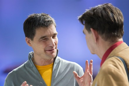Volvo Cars press conference at the 2014 Detroit Motor Show