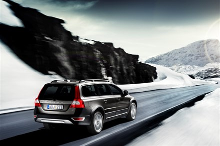Volvo Car Corporation all-time-high sales record: 458,323 cars worldwide in 2007