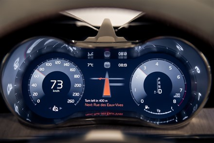Volvo Cars press conference at the 2014 Geneva Motor Show