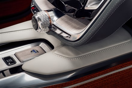 The new in-car experience by Volvo Cars