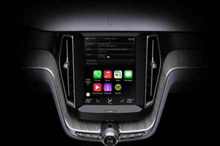 Volvo Cars and Apple forge global alliance