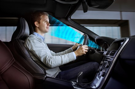 Volvo Cars Conducts Research into Driver Sensors to Create Safer Cars