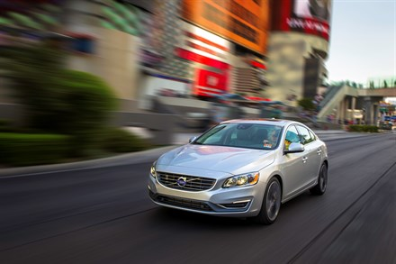 Volvo Cars' European registrations up 8.4 per cent in April, growing faster than the overall market
