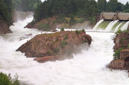 Volvo Cars chooses hydropower for its facilities in Sweden and Belgium