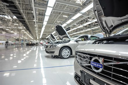 Volvo Cars acquires control of its China joint ventures for SEK2.2bn