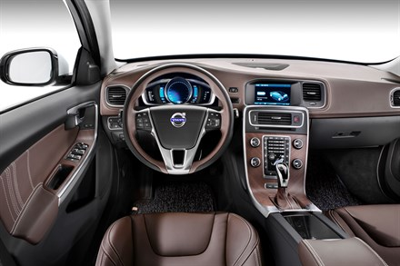 Breathe easily at Volvo Cars stand during the 2014 Beijing Auto Show