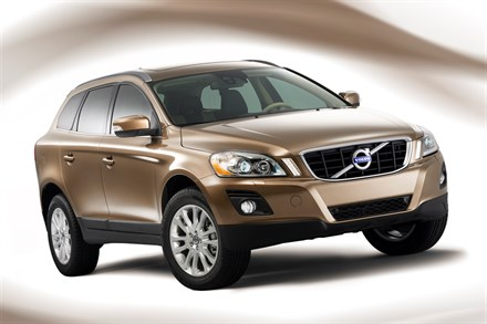Steve Mattin; The design of the new Volvo XC60.