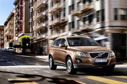 Volvo Cars' world-first technology - City Safety - wins its first UK Award