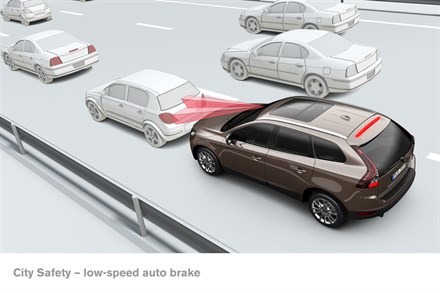 Volvo Cars aims for zero accidents