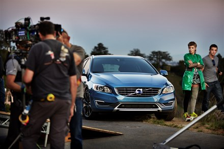 Volvo Cars collaborates with Swedish superstar Robyn