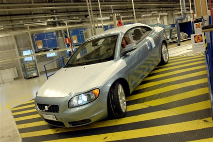15 million Volvo cars - history will be written tomorrow