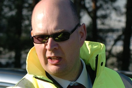 Insurance organisation Thatcham praises Volvo's new auto-brake function
