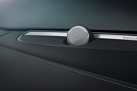 The all-new Volvo XC90 - Bowers & Wilkins premium sound