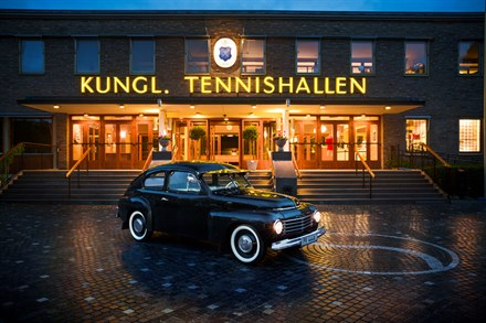 "Volvo PV444 – the ""little Volvo"" turns 70"