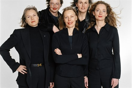 Volvo – All-Woman Concept Car Design Team