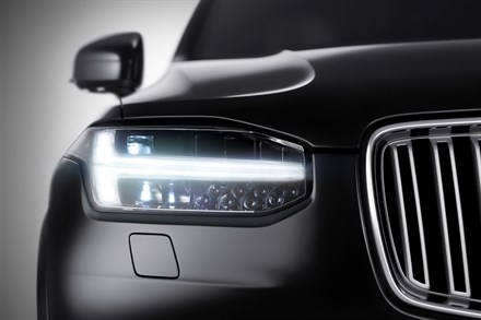 All-new XC90 will be the first Volvo built on the company's new Scalable Product Architecture