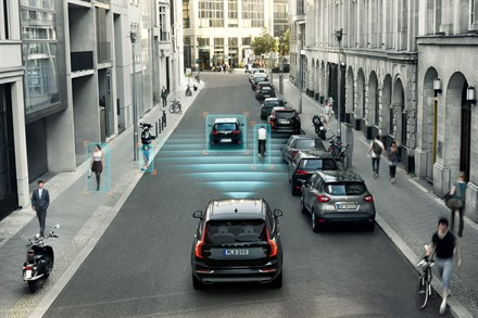 Volvo Cars' standard safety technology cuts accident claims by 28 per cent