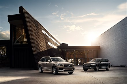 Volvo Car UK Records Best Sales Performance in 20 years