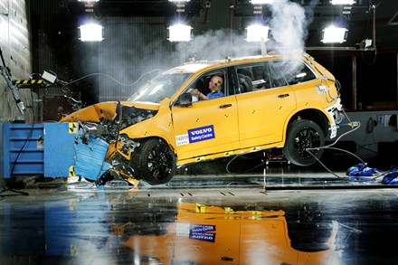 Volvo Cars' world-leading safety heritage
