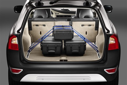 Award to Volvo Cars for unique load-anchoring system