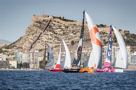 Volvo Cars and the Volvo Group to transfer ownership of Volvo Ocean Race
