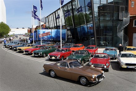 Time for the Volvo Museum Day – which this year celebrates an important anniversary