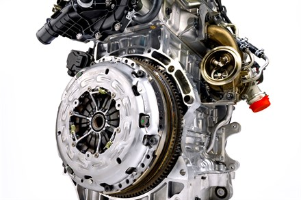 Volvo Cars' new three-cylinder engine
