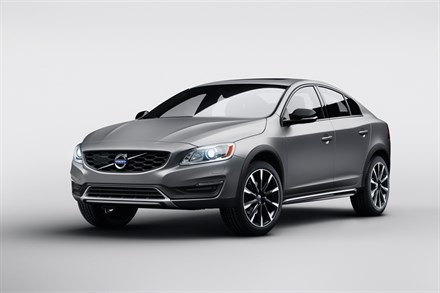 Volvo Cars takes Cross Country brand into saloon territory