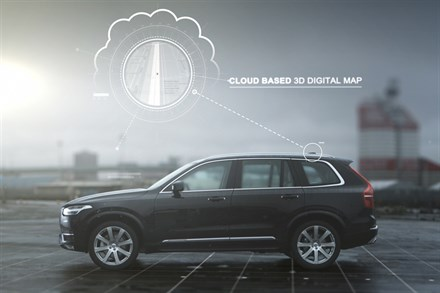Volvo Cars and Autoliv join forces in Autonomous Driving