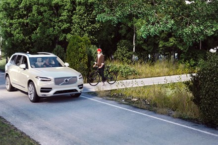 Volvo Cars, POC and Ericsson demonstrate cloud-based wearable cycling tech concept