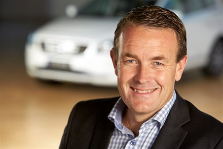 Volvo Cars wins prestigious Telematics Update Car Maker of the Year Award