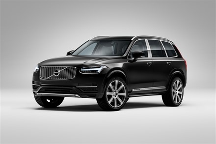 Top of the line Volvo XC90 'Excellence' to be unveiled at Shanghai Auto Show