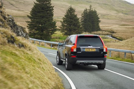 Volvo XC90, Model Year 2009 - Volvo Car UK Media Newsroom