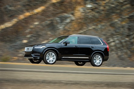 Volvo Car Group announces June retail sales: strong growth in Europe, first XC90 cars delivered to Chinese customers