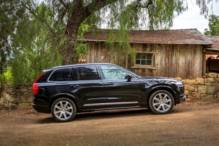 Volvo Car Canada Ltd. Reports Best April Since 2007 Swedish Brand Reports 31 Consecutive Months of Year-Over-Year Growth