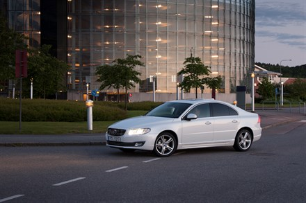 Model Overview:  2016 Volvo S80