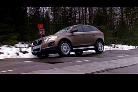 Volvo XC60 campaign film: Camel Test Drive