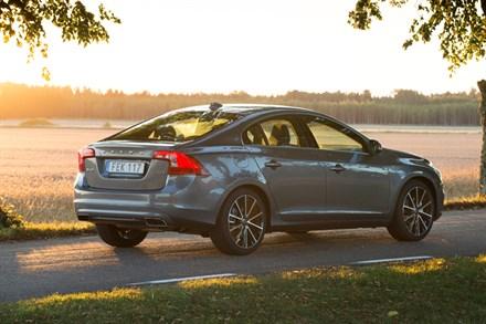 Volvo sedan 2017