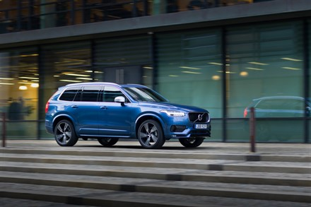 Volvo Car Group announces January retail sales: global sales up 9.4 per cent, strong growth in all regions