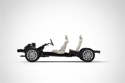 Volvo Cars' new global compact car range to be built on innovative architecture