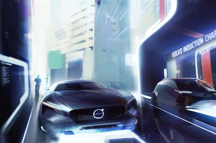 Volvo Car Group presenterar global elektrifieringsstrategi