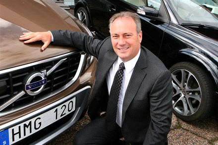 Volvo Cars presents an aggressive roadmap for reducing CO2 emissions