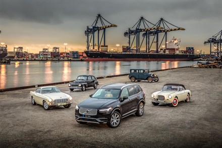 Volvo Cars North America 60th anniversary celebration
